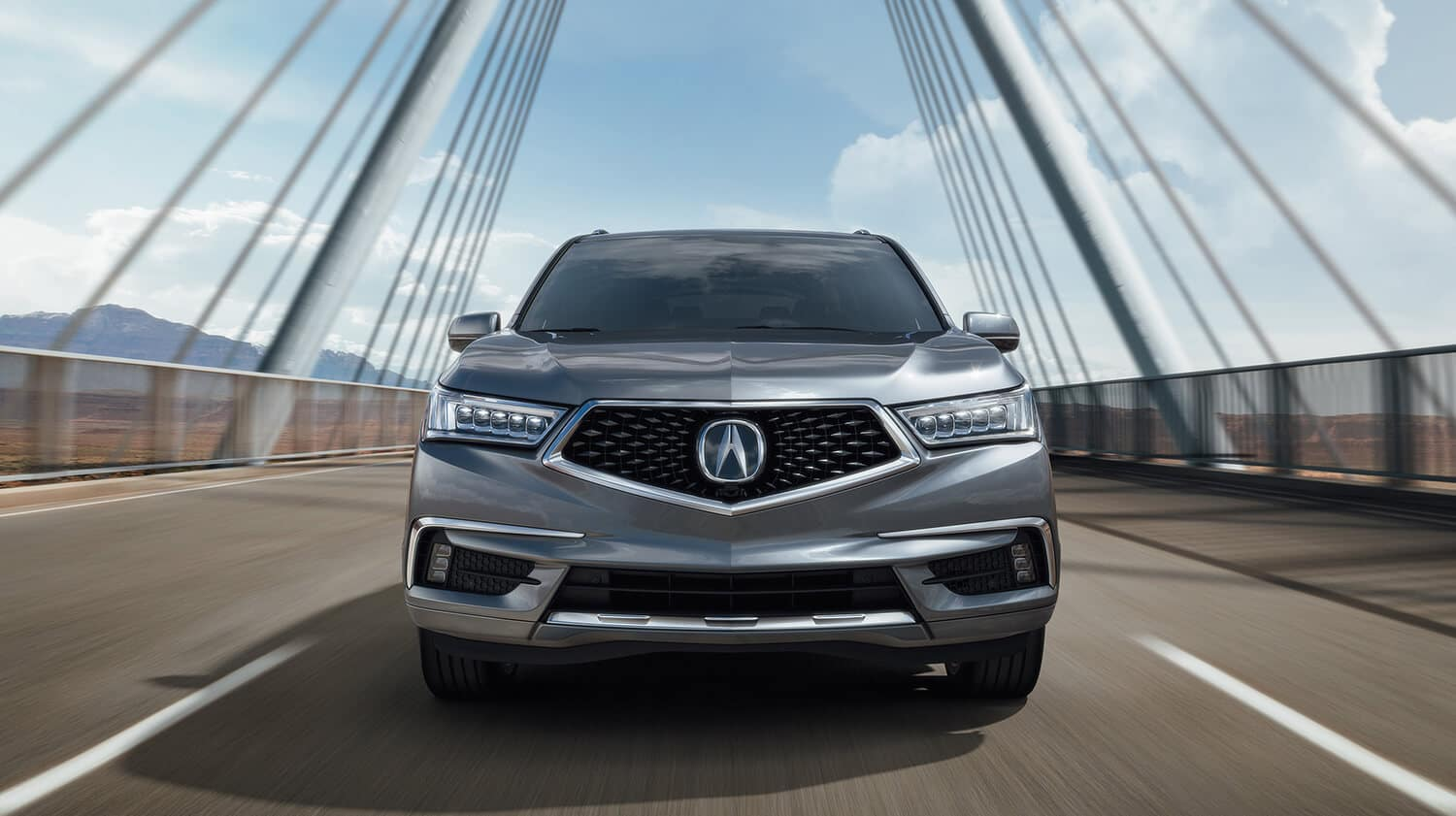 2019 Acura MDX Exterior Front Grille