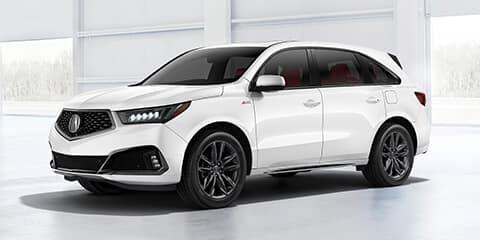 2019 Acura MDX A-Spec Design