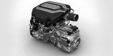 2019 Acura RLX Engine