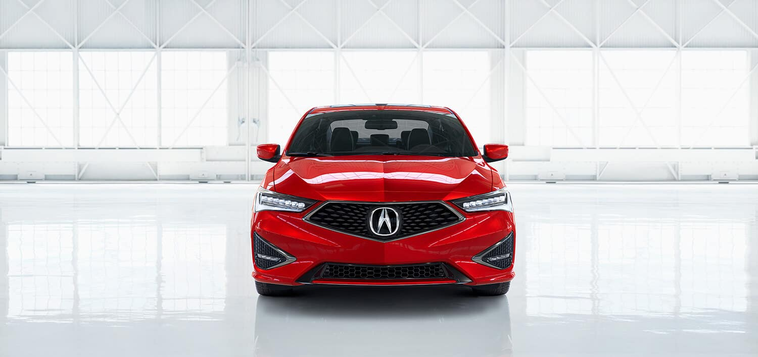 2019 Acura ILX Exterior Front Grille Red