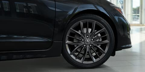 2019 Acura ILX 18-Inch Wheels