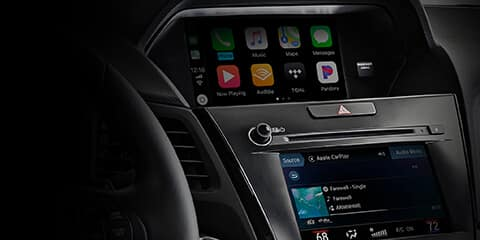 2019 Acura ILX Apple CarPlay
