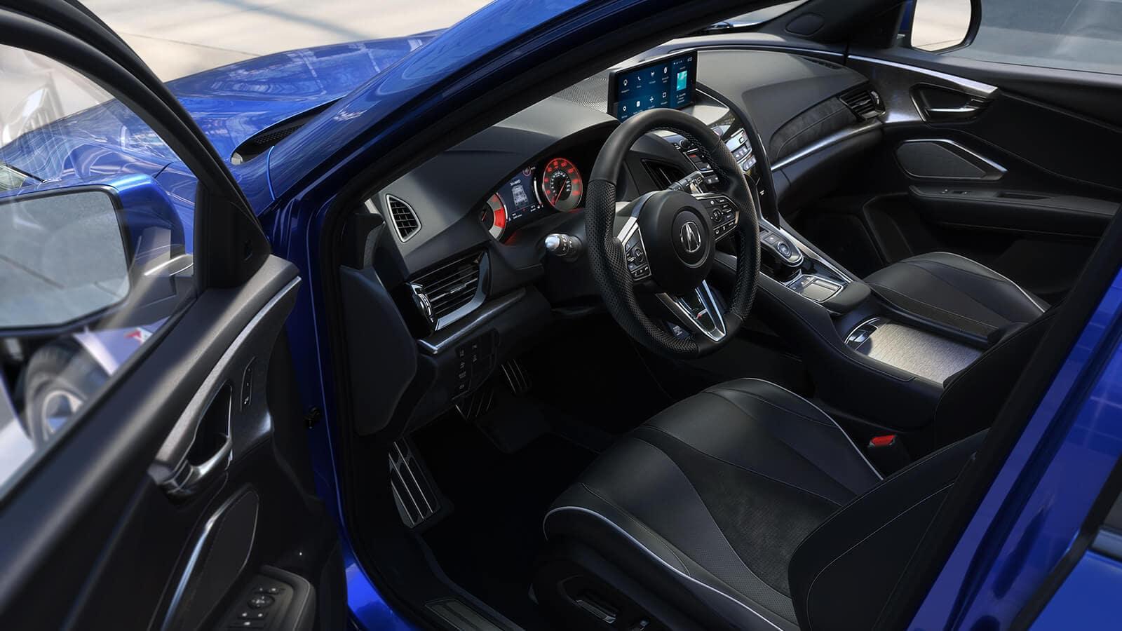 2020 Acura RDX Interior Cockpit Driver Side