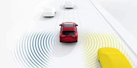 2020 Acura RDX Blind Spot Information System