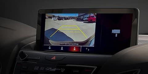 2020 Acura RDX Multi-View Rear Camera
