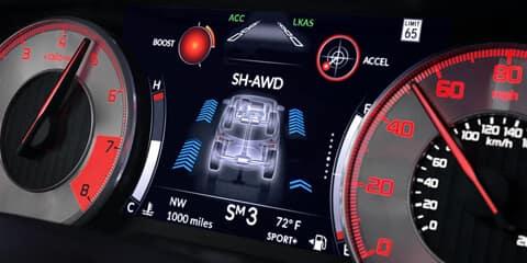 2020 Acura RDX Super Handling All-Wheel Drive