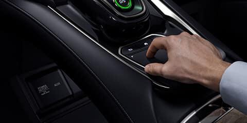 2020 Acura RDX True Touchpad Interface