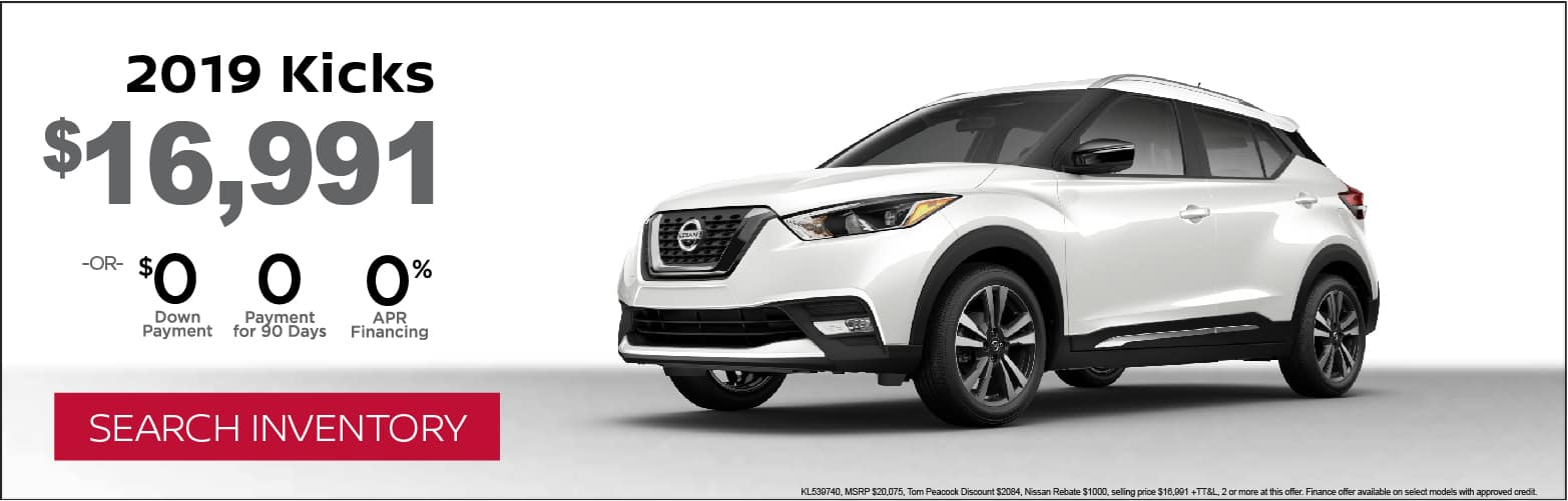 Tom Peacock Nissan | New and Used Car Dealer in Houston, TX