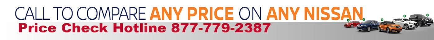 Call To Compare Any Price VRP Banner