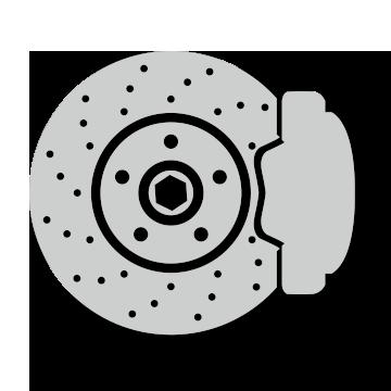Brakes specials icon