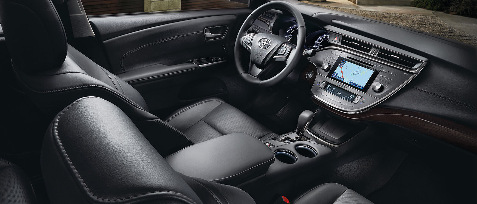 2016 Toyota Avalon Hybrid Interior