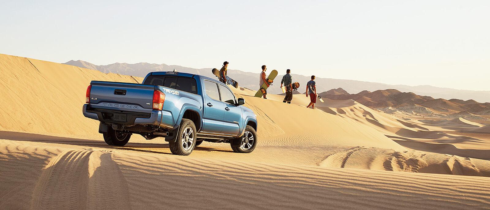 2017 Toyota Tacoma Desert
