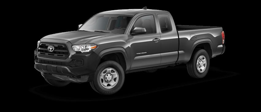 2017 Toyota Tacoma Gray