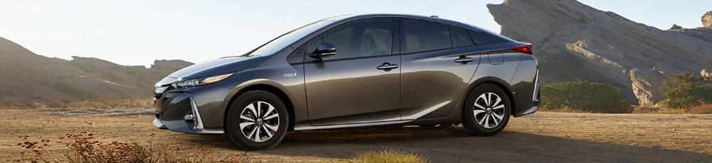 2017 Toyota Prius Prime Trims