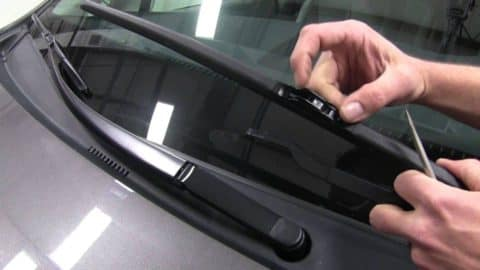 How To Change Your Windshield Wipers Toyota Of Hollywood