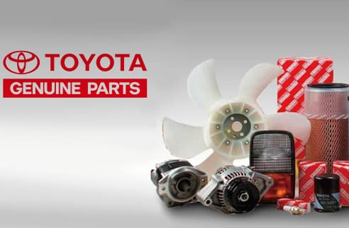 Genuine Toyota Parts >> Find Genuine Toyota Prius Parts Here At Toyota Of Hollywood