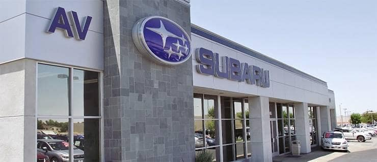 Subaru Antelope Valley