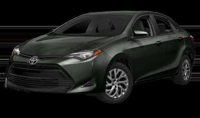Black 2019 Toyota Corolla thumbnail