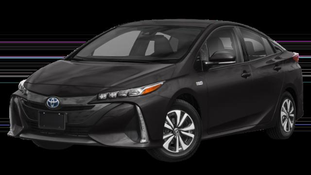 Black 2019 Toyota Prius Prime thumbnail