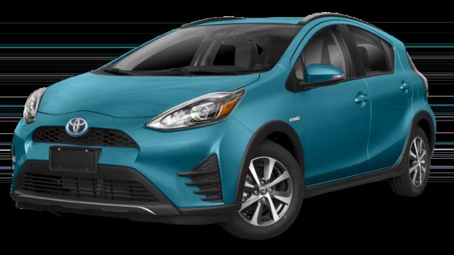 Teal 2019 Toyota Prius c thumbnail