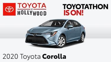 <b>2020 Toyota Corolla</b>