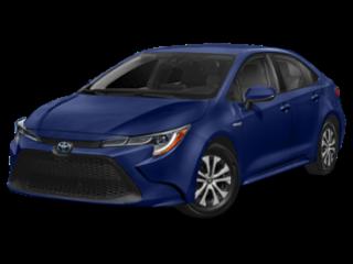 <b>2020 Toyota Corolla Hybrid</b>