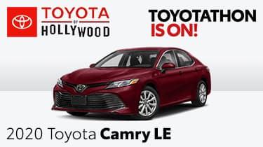 <b>2020 Toyota Camry LE</b>