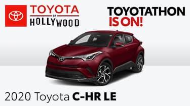 <b>2020 Toyota C-HR</b>