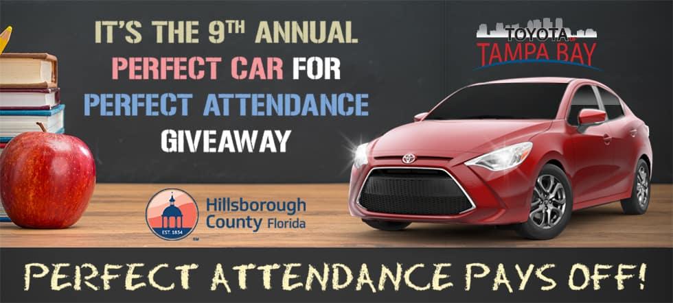 Toyota, Tampa, Car Give Away, Event, Free Deals, Tampa, Florida, Yaris