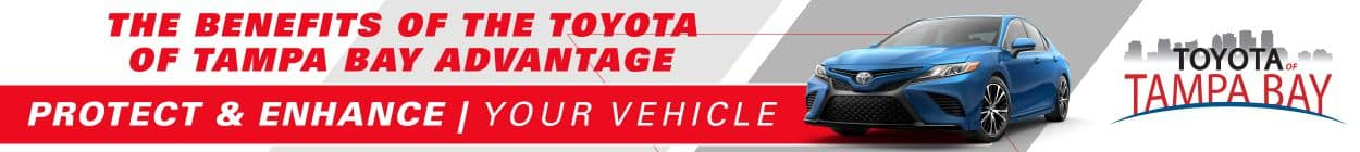 Toyota of Tampa Bay Advantage