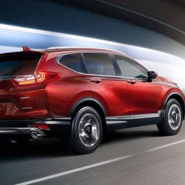 2018 Honda CR-V profile view