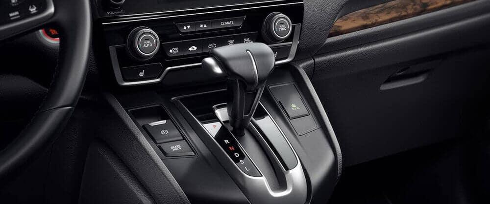 2018 Honda CR-V stick shift