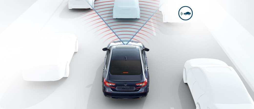 Honda Sensing main view