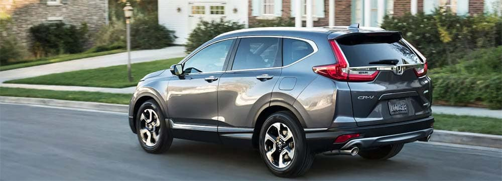 Honda CR-V AWD