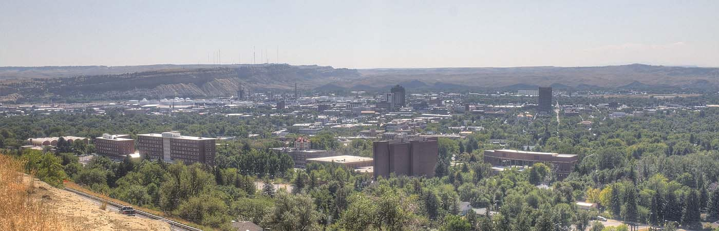 Billings is one of the largest cities in the state of Montana