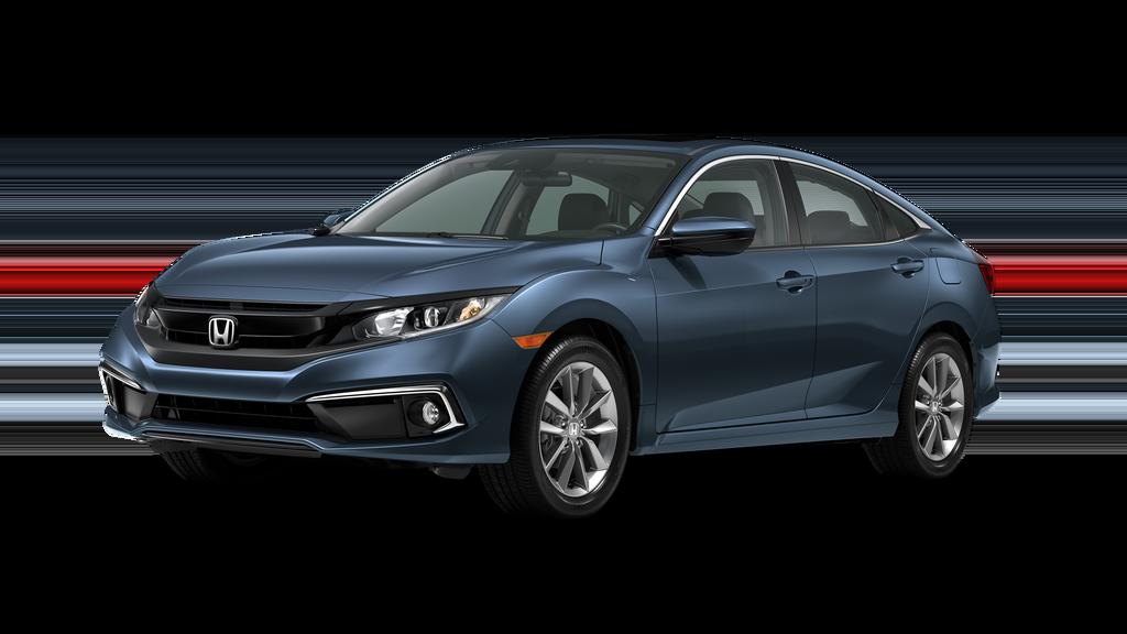 Lease a 2019 Honda Civic EX FWD 1.5L CVT