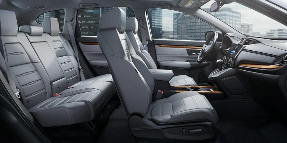 2021 CR-V Interior