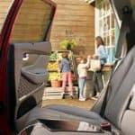Hyundai Santa Fe Backseat
