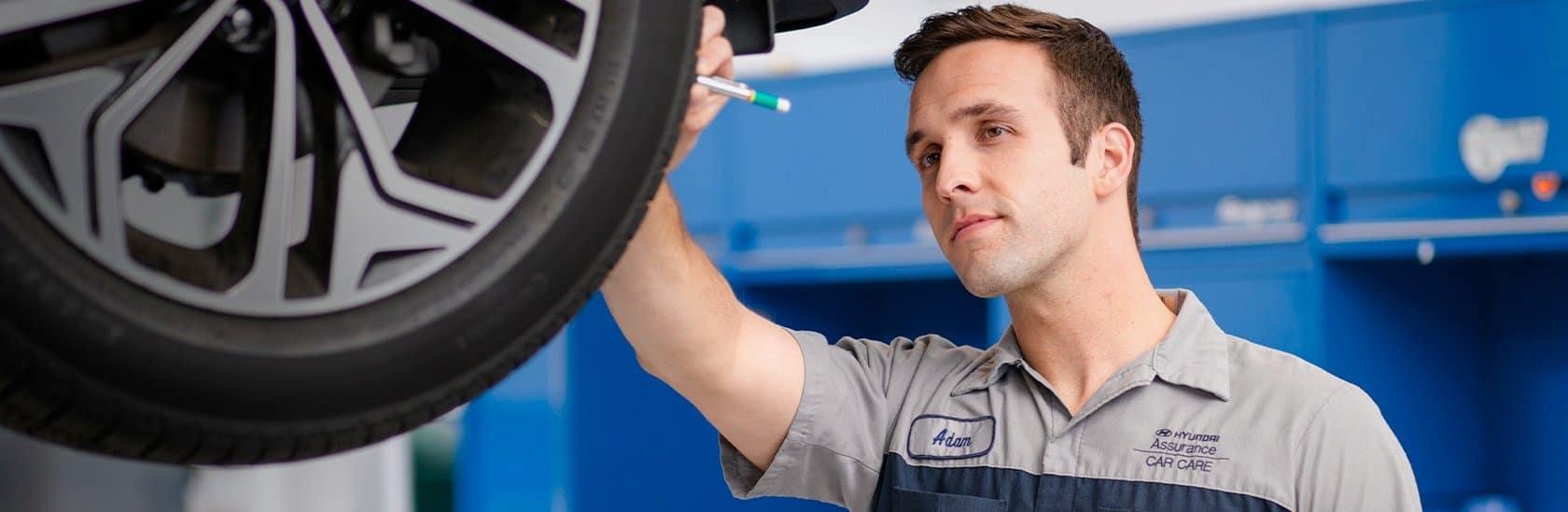 Hyundai Mechanic