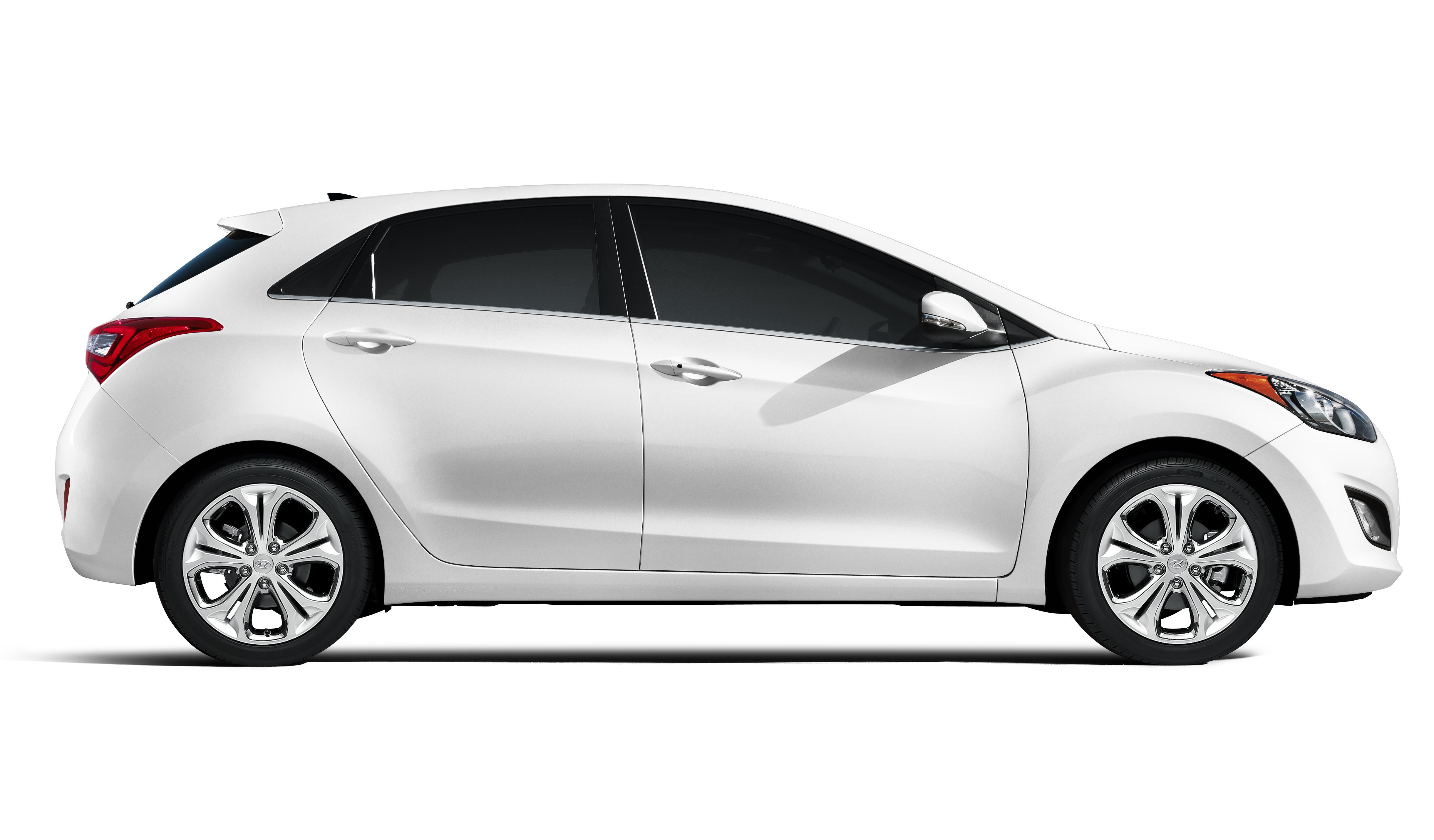 Elegant Hyundai Elantra GT