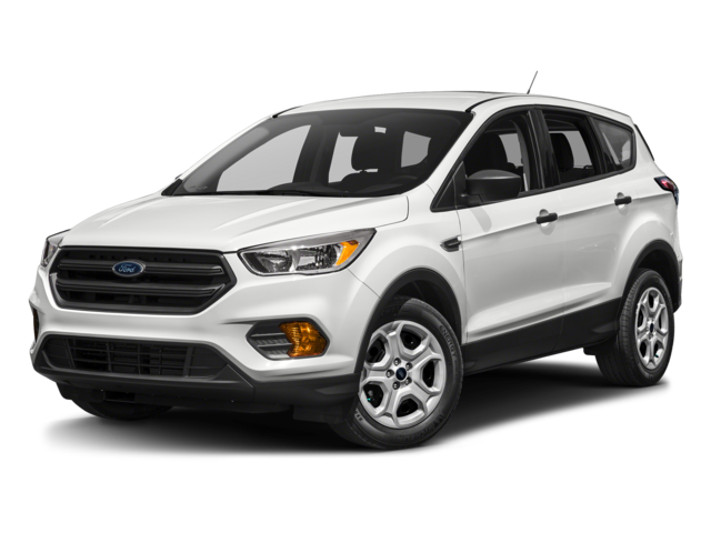 White 2018 Ford Escape