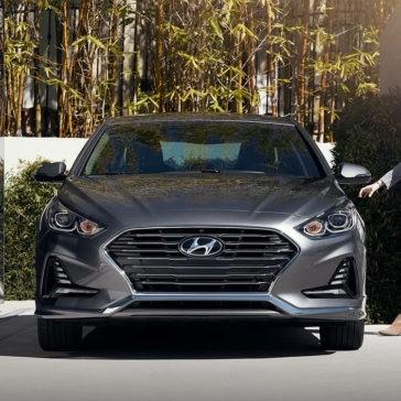 2018 Hyundai Sonata main view