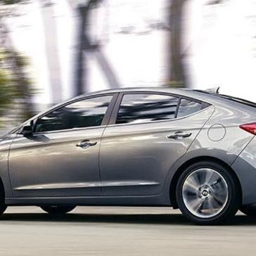 2018 Hyundai Elantra performance