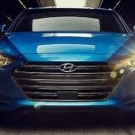 2018 Hyundai Elantra headlights