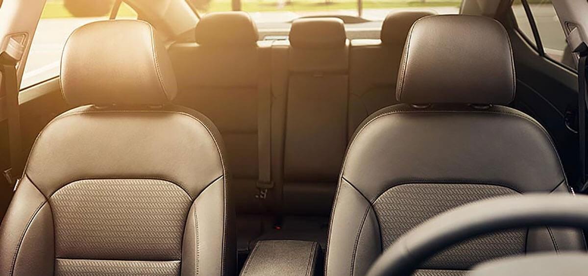 2018 Hyundai Elantra seating