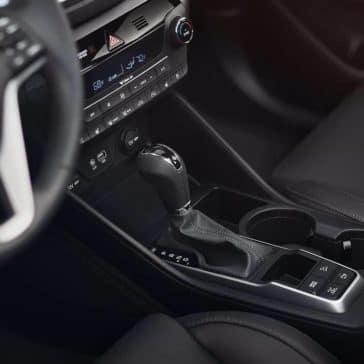 2018 Hyundai Tucson shift knob