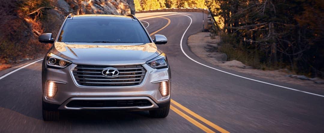 Hyundai Santa Fe Towing Capacity >> Hyundai Towing Capacities Underriner Hyundai