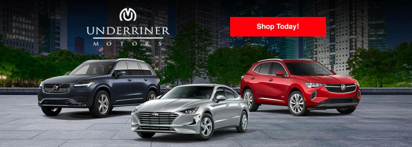 Underriner Buick and Volvo