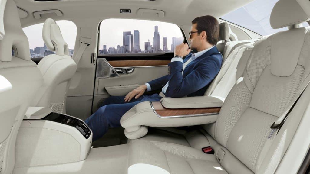 2018 Volvo S90 Interior: Class Meets Comfort | Underriner Volvo