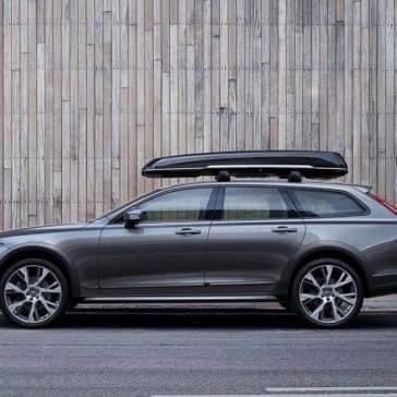 2018 Volvo V90 profile view